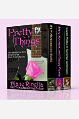 Pretty Things: It's A Marshmallow World, Scary Modsters, Queen Midas In Reverse (The Rock and Roll Fantasy Collection) Kindle Edition