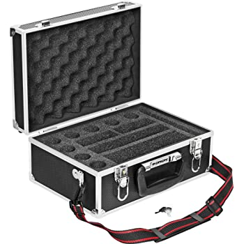 Orion 05958 Medium Deluxe Accessory Case (Black)