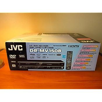 JVC DRMV150 DVD Video Recorder  VHS Hi-Fi Stereo