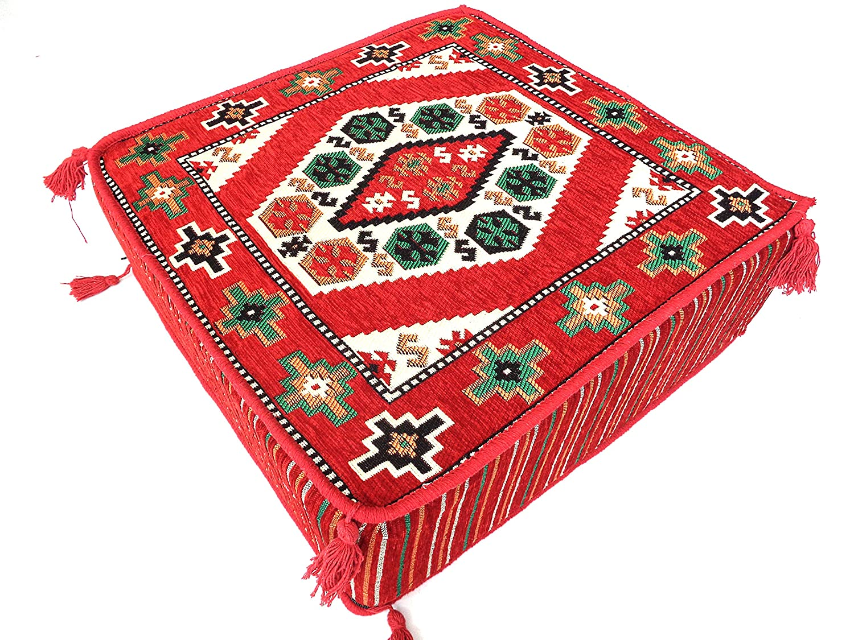 Footstools Limited Deluxe time sale Ottomans Arabic coffee table Poufs b kilim Pet pouffe