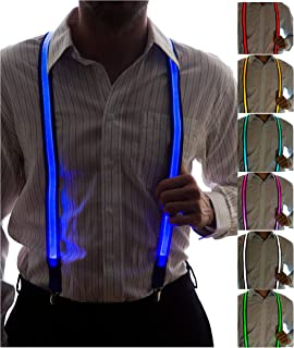 led clothing men