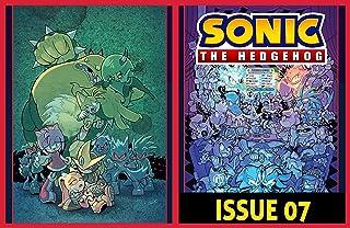 Sonic: The Hedgehog 2018 Comics Books Vol. 07 (English Edition)