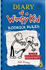 Diary of a Wimpy Kid: Rodrick Rules (Book 2) Kindle Edition