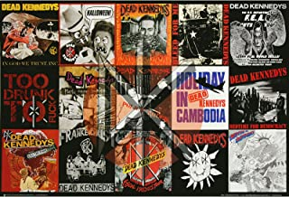 Blackball Dead Kennedys Collage Albums Music Poster 36x24 inch