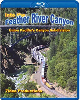 Into the Feather River Canyon: Union Pacific's Canyon Subdivision