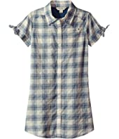 Lucky Brand Kids - Bree Dobby Plaid Dress (Big Kids)