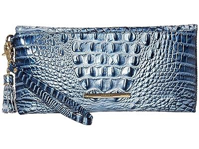 Brahmin Melbourne Kayla Bag (Aquarius) Handbags