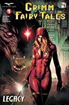 Grimm Fairy Tales (2016-) #1