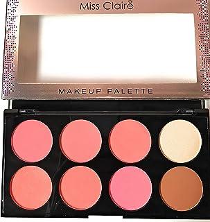 Miss Claire Miss Claire Makeup Palette 3, Multi, 16 Grams, Multicolor, 16 g