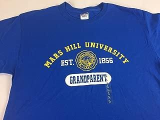 University Grandparent T-Shirt Adult SZ M/L Alumni Grandma Grandpa Tee