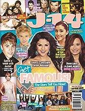 Selena Gomez, Demi Lovato, Justin Bieber, Cody Simpson, FREE GLOSSY POSTERS! - March, 2012 J-14 Magazine