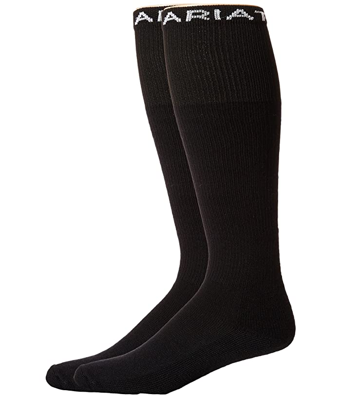 Ariat Over The Calf 2 Pack Socks