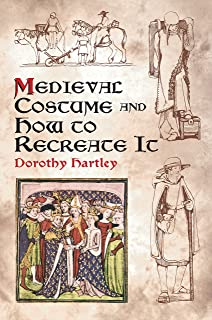 لباس قرون وسطایی و نحوه بازآفرینی آن (مد و لباس داور)