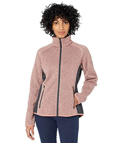 Helly Hansen Varde Fleece Jacket (Ash Rose) Women