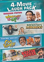 Richard Pryor 4-Movie Laugh Pack: Which Way is Up? / Brewster's Millions / Car Wash / Bustin' Loose
