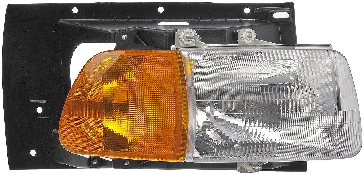 Dorman 888-5301 Passenger Side Headlight Assembly For Select Ford / Sterling Truck Models