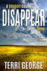 A Person Could Disappear Here Kindle Edition