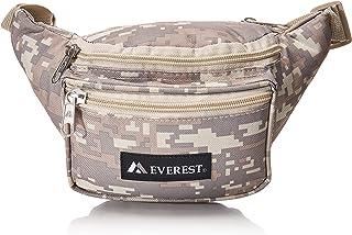 Everest Digital Camo Waist Pack, Digital Camouflage, One Size