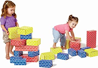 Best yellow cardboard blocks Reviews