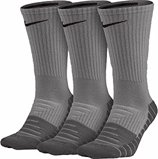 Unisex Nike Everyday Max Cushion Crew Training Sock (3 Pair)