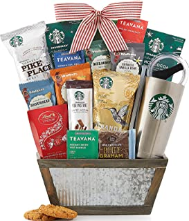 Best coffee baskets free shipping Reviews