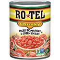 ROTEL Chunky Diced Tomatoes and Green Chilies, 10 Ounce