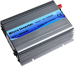 SolarEpic 600W Micro Grid Tie Inverter 11-32V DC W/MPPT 110V Output Stackable