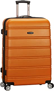 "Rockland Abs 28"" Expandable Spinner Luggage"