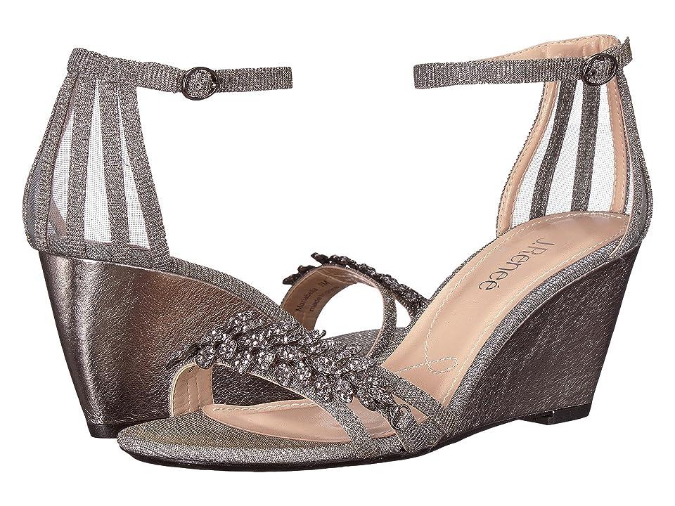 J. Renee Mariabella (Pewter) High Heels