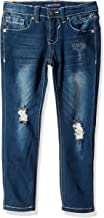 VIGOSS Girls' 5 Pocket Skinny Jean