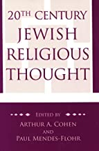 Best 20th century jewish religious thought Reviews