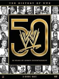 WWE: History Of The WWE (DVD)