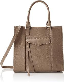 (Beige (Taupe)) - Chicca Borse Women's 8883 Shoulder Bag