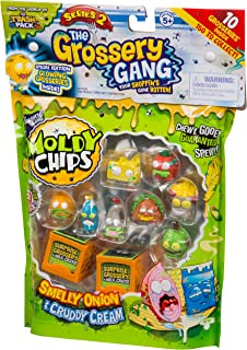 Grossery Gang Season 2 large pack (set of 10)