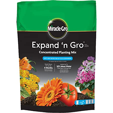 Miracle-Gro Expand 'n Gro Concentrated Planting Mix 0.33 Cu Ft
