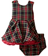 fiveloaves twofish - Little Party Tartan Dress (Infant)