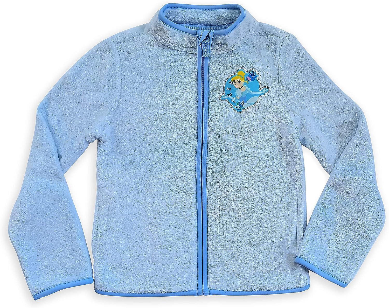 Disney Cinderella Zip Fleece Max 80% OFF Girls Max 78% OFF for Jacket