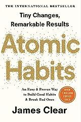 Atomic Habits: The life-changing million copy bestseller ペーパーバック