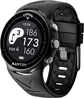 Callaway AllSport GPS Watch, Black