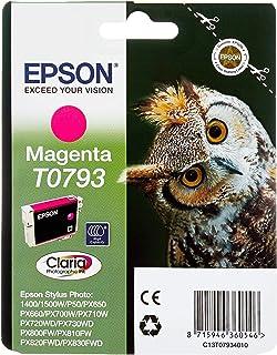 Epson T0793 wkład atramentowy sowa, Singlepack magenta