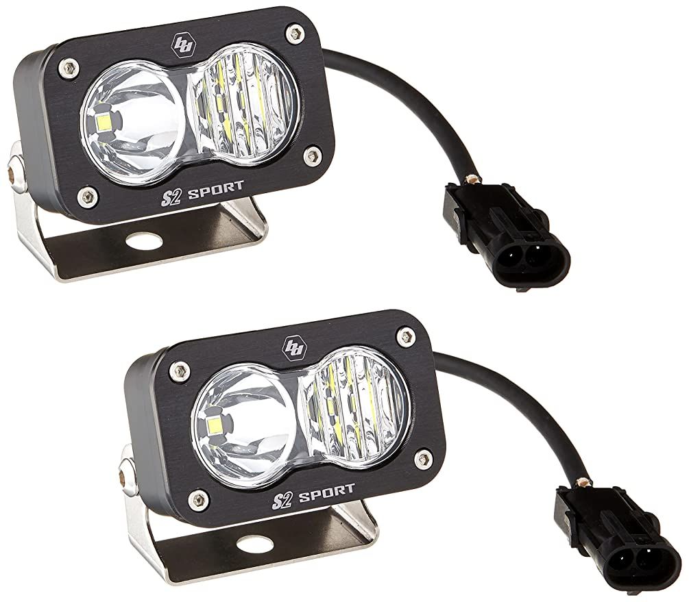 Baja Designs 54-47803 S2 Sport Pair Driving/Combo LED