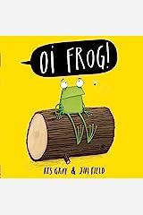 Oi Frog! (Oi Frog and Friends Book 1) (English Edition) Versión Kindle