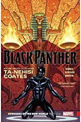 Black Panther Vol. 4: Avengers of the New World Part 1: Avengers of the New World Book 1 (Black Panther (2016-2018)) Kindle Edition