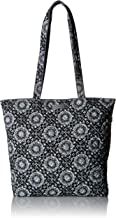 Vera Bradley Iconic Tote Bag, Signature Cotton