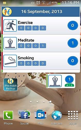 『iPro Habit Tracker - Sale』の10枚目の画像
