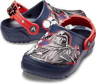 Crocs Infantil Clog Star Wars Dark Side, Azul Marinho, Tamanho 25 BRA