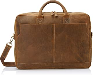 leather shoulder briefcase