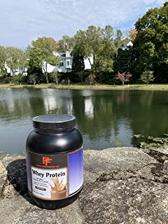 Sponsored Ad - Physique Formula 100% Grass Fed Whey Protein Powder Without Sucralose or Artificial Sweeteners Non-GMO, Glu...