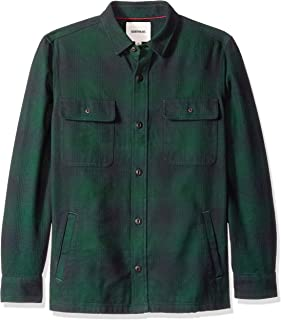 Amazon Brand - Goodthreads Men's Heavyweight Flannel Shirt Jacket
