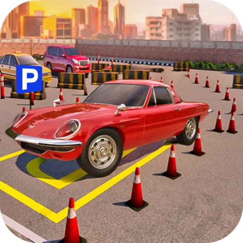Parking Classic Car 3D